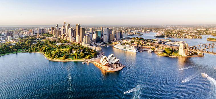 Sydney, Sydney, Australia, panorama