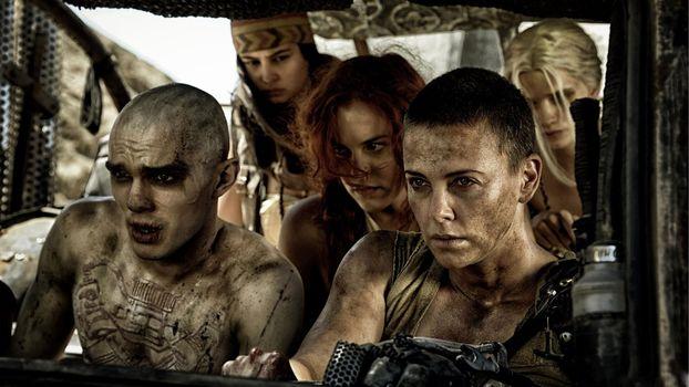 Mad Max: Fury Road, Mad Max: Fury Road, Charlize Theron