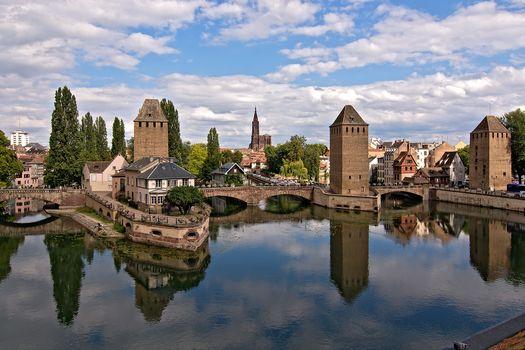 Франция, Страсбург, France, Strasbourg