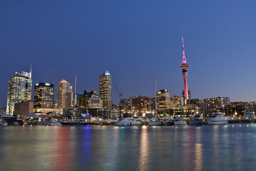 Auckland, New Zealand, city
