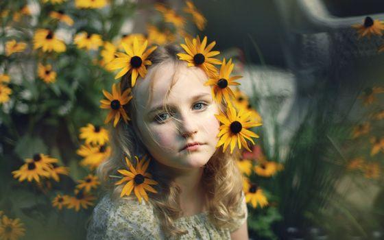 Лики детства - 3 (QHD, 30 шт)