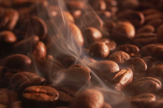 coffee, coffee beans, drink, flavor, roasting