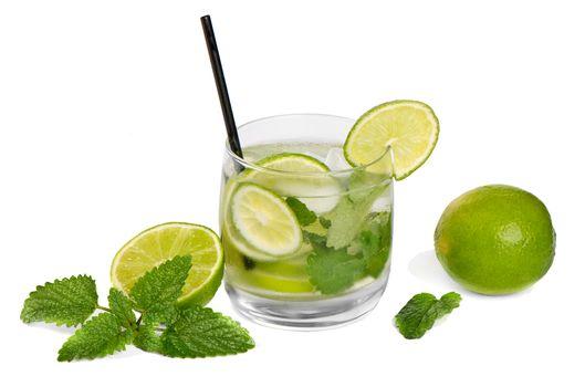 Mojito Cocktail, напиток, коктейль