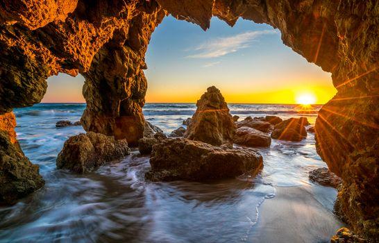 Красоты пляжей Малибу (GW)