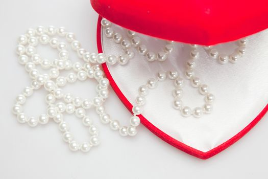 Personas by Kisenok, Valentine, Valentine's Day, holiday, heart, Heart, hearts, chaplet, gift