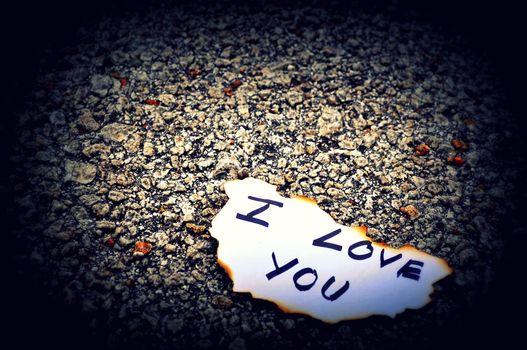 Personas by Kisenok, Valentine, Valentine's Day, holiday, note, love