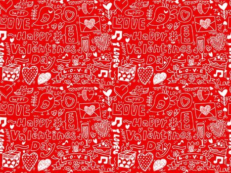 Personas by Kisenok, Valentine, Valentine's Day, holiday, heart, hearts, Heart, background, inscriptions