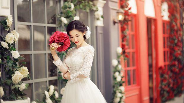 Азиатские невесты -2 (16:9, 30 шт)
