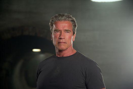 Terminator: Genesis, film, fantasy, thriller, thriller, Arnold Schwarzenegger