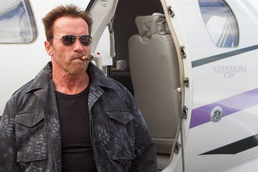 Arnold Schwarzenegger, The Expendables, thriller, thriller, Adventures, film