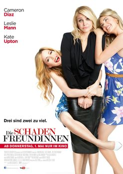 The Other Woman, film, melodrama, comedy, Cameron Diaz, Leslie Mann, Kate Upton, Poster