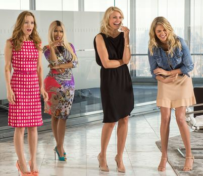 The Other Woman, film, melodrama, comedy, cast, Cameron Diaz, Leslie Mann, Kate Upton, FRAME, from the movie