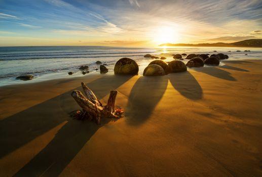 Kisenok рулит, море, океан, солнце, закат, рассвет, небо, волны, пейзаж, природа