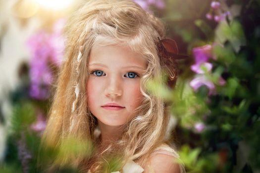 Детский портрет (2К, 30 шт)