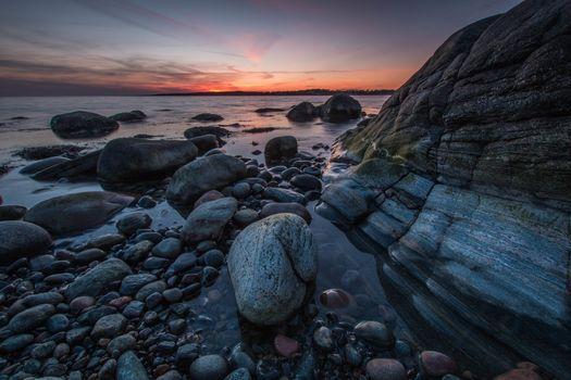 Морские камни (30 шт)