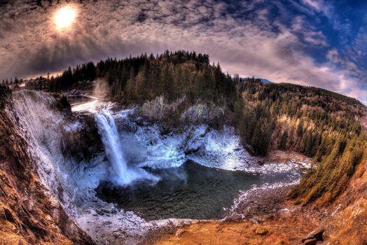 Красивые водопады 2