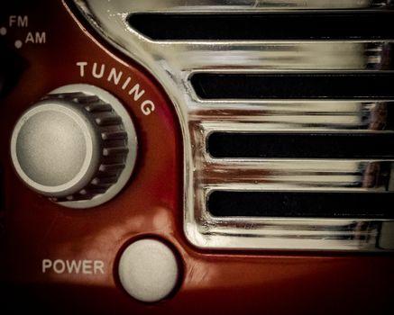 radio, tuner, macro