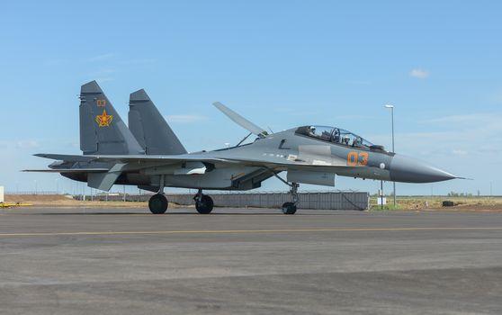 Sukhoi Su-30cm, Su-30SM, fighter