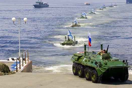 море, BTR, день ВМФ, набережная, катер, флаг