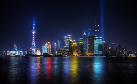Shanghai Nights, Shanghai, China