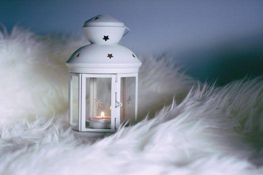 lamp, fur, style