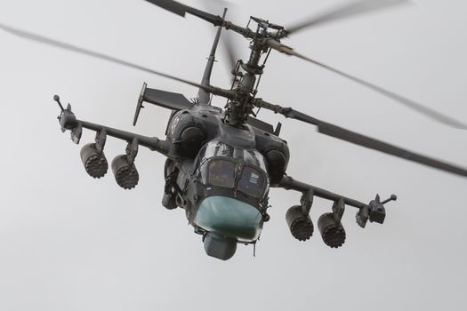 helicopter, Ka-52 Alligator, Ka-52, Hokum B