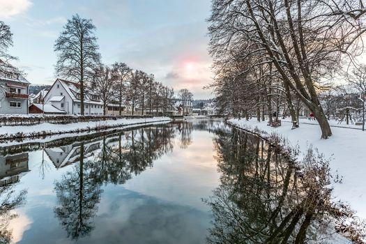 Нагольд, город, Германия