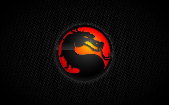 смертельная битва, логотип
