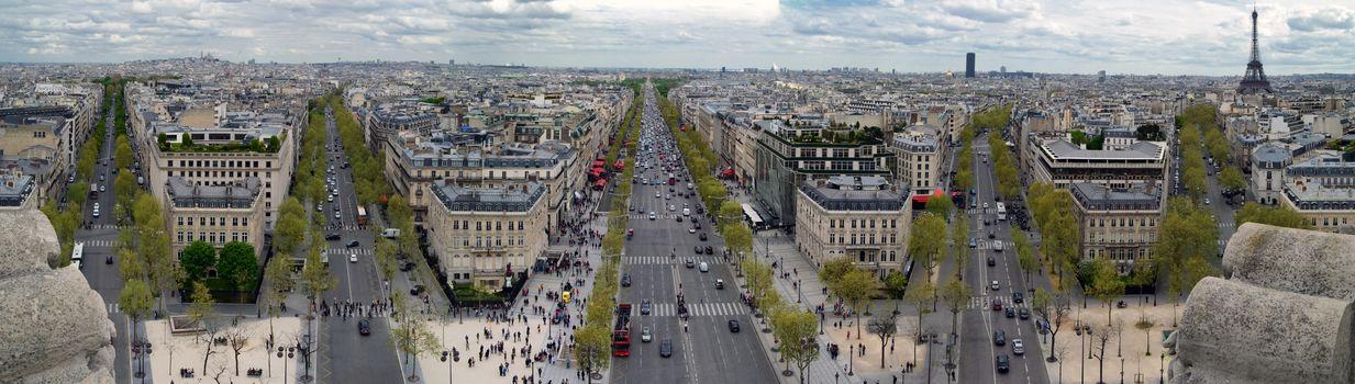 Paris, France, view