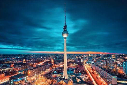 Berlin City, Berlin, Germany