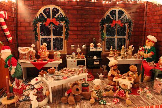 Рождество, фон, дизайн, элементы, Новогодние обои, новый год, новогодний стиль, комната, игрушки, интерьер, Новогодняя украшения