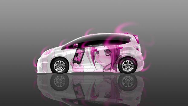 Авто 007 (4К, 8 шт)