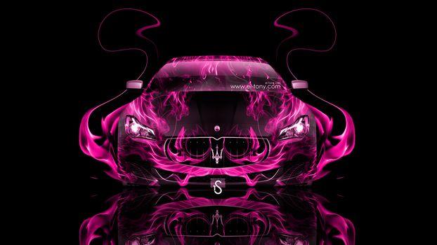 Инферно. Розовый-4 (Full HD, 18 шт)