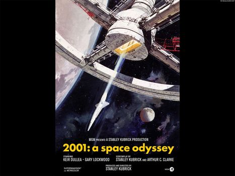 an analysis and discussion of the film 2001 a space odyssey by stanley kubrick