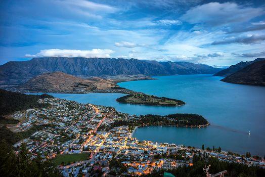 Queenstown, New Zealand, Queenstown, New Zealand