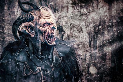 Ork, Ork, monster, monster, Fiction
