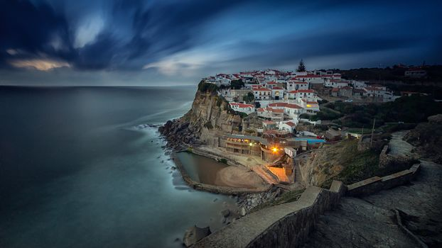 Azenyyash-du-Mar, Portugal, Azenhas do Mar, Portugal