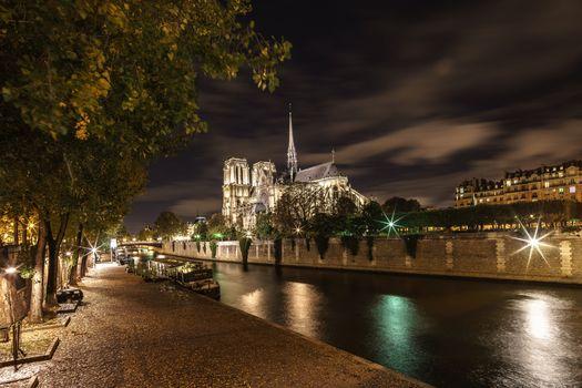 Paris, France, Paris, France, Notre-Dame de Paris