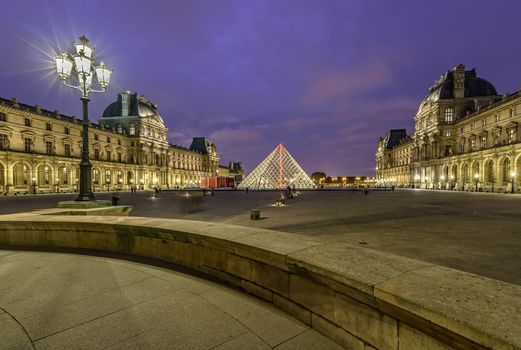 Paris, France, Paris, France, The Louvre museum