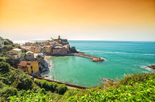 Vernazza, Five lands, Italy
