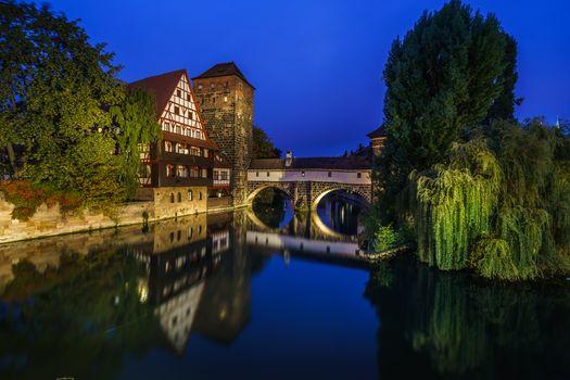Nuremberg, Altstadt, Germany