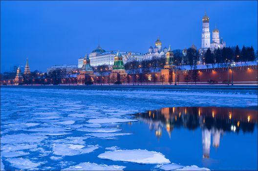 Russia, Moscow, Moscow Kremlin, Russia, Moscow, Moscow Kremlin