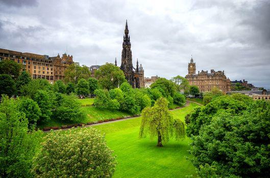 Edinburgh, Edinburgh castle, Scotland