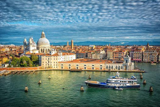 Venetia, Italy, city