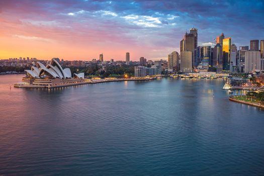 Sydney, Australia, sunset