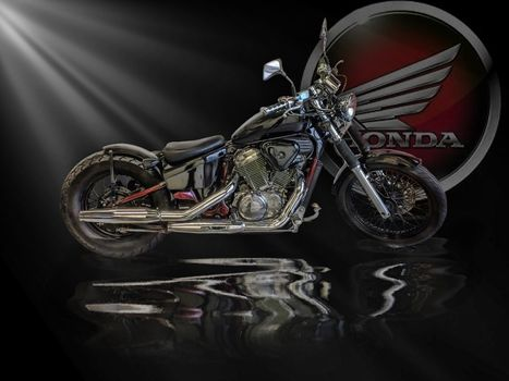 Honda, motorcycle, honda