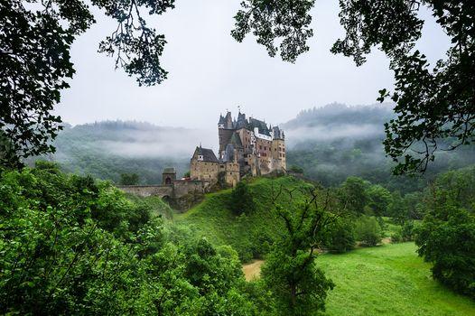 Eltz Castle, Germany, Eltz castle, Germany