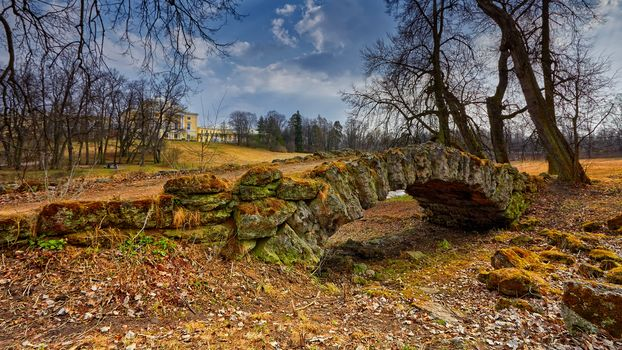 St. Petersburg, Pavlovsk park, Russia
