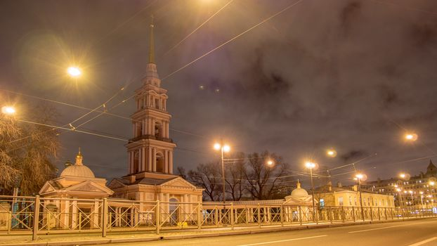 Cossack cathedral, St. Petersburg