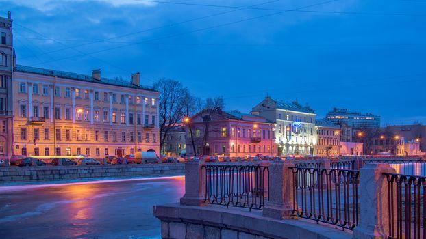 Fontanka river, St. Petersburg, Fontanka, St. Petersburg